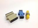 Fiber Optic Adapters (SC, LC)